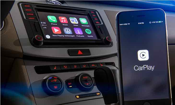 2016 Volkswagen CarPlay support