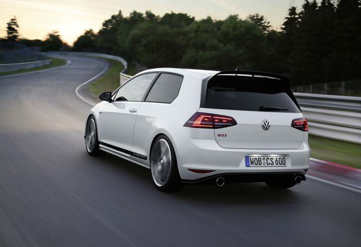 2016 Volkswagen Golf GTi Clubsport review