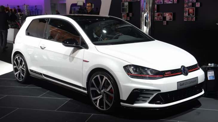 2016 Volkswagen Golf GTi Clubsport specs