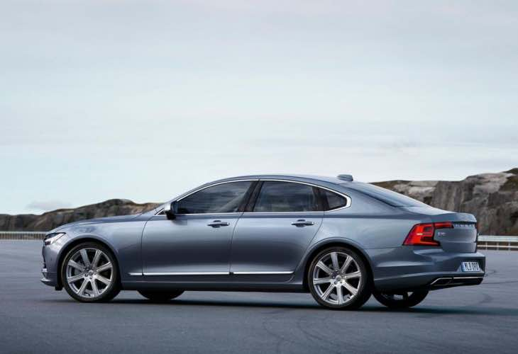 2016 volvo s90 release date anticipation intensifies product reviews net. Black Bedroom Furniture Sets. Home Design Ideas