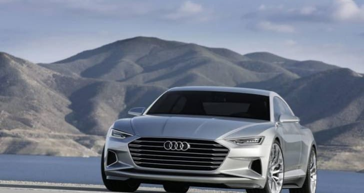 2017 Audi A8 ride and handling improvements