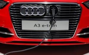 2017 Audi EV vs. Tesla Model S for range