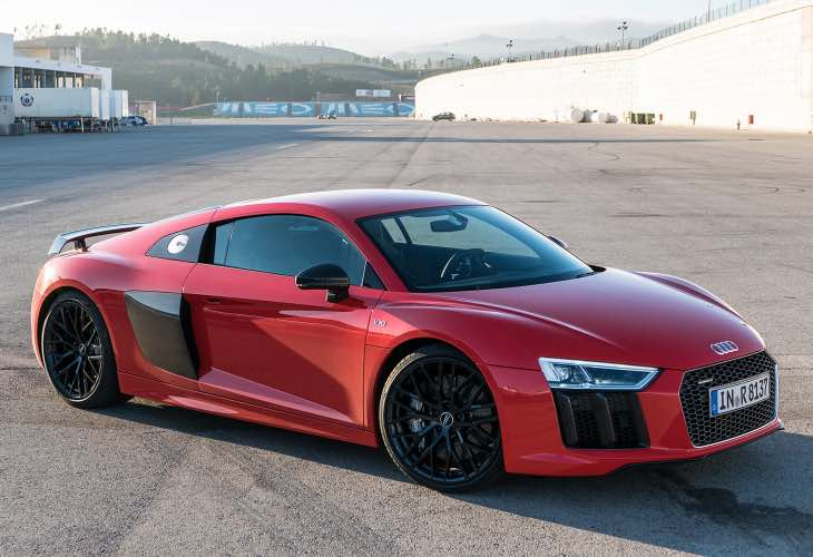 2017 Audi R8 price increased over changes