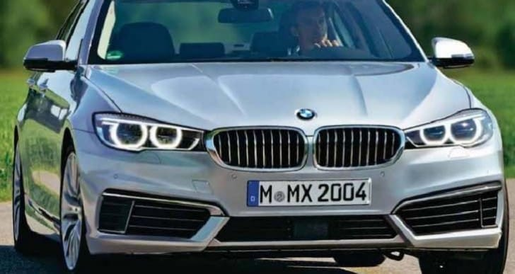 2017 BMW 5 Series engines revealed, price still unknown
