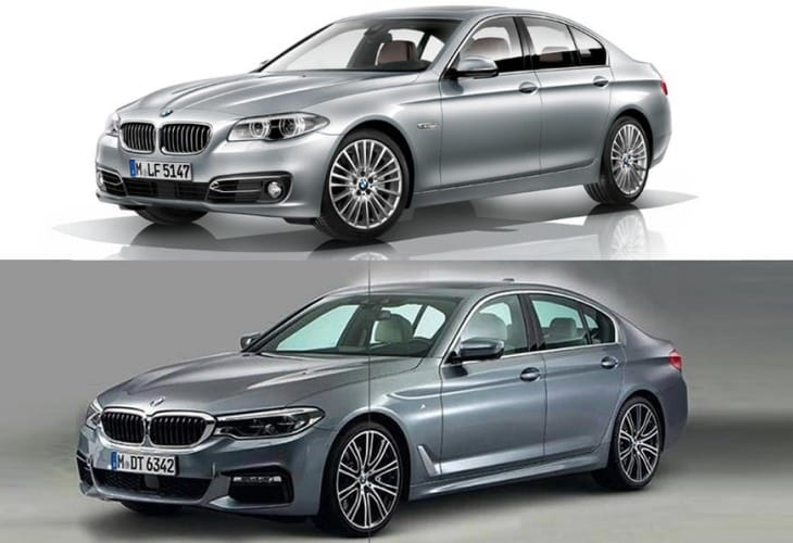 2017-bmw-5-series-photos-reveal-design-changes
