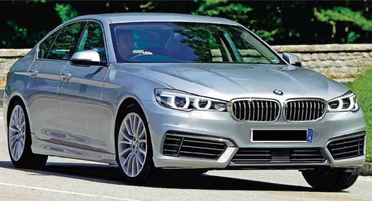 2017 BMW 5 Series price
