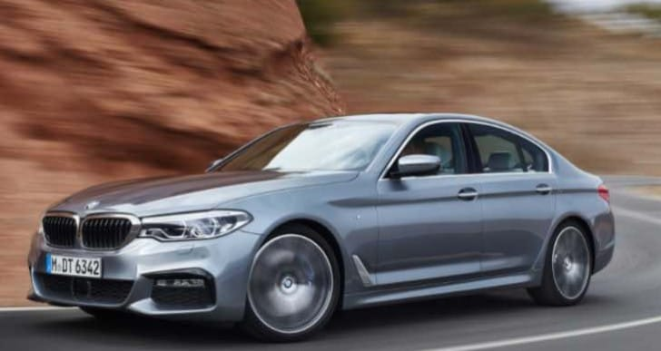 2017 BMW 5 Series review will say interior not adventurous