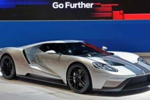 2017 Ford GT order guide, personalization process in months