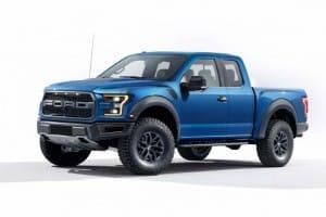 2017 Ford Super Duty truck range bringing new jobs