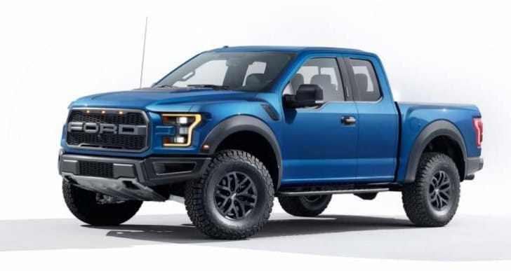 2017 Ford Super Duty truck range bringing new jobs