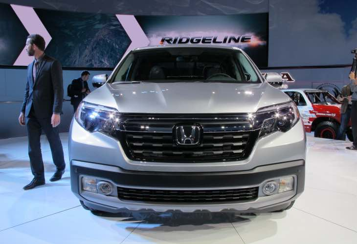 2017 Honda Ridgeline release date not yet revealed