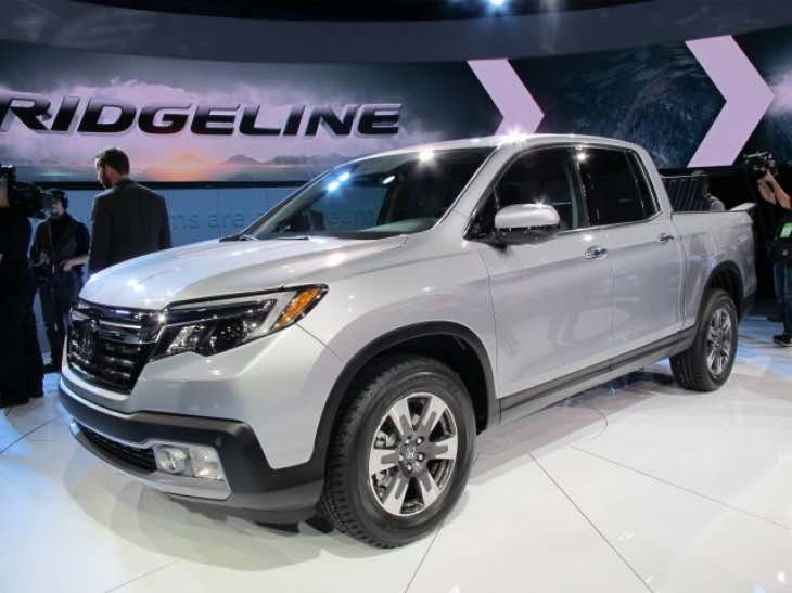 Creative See Also 2017 Honda Ridgeline  2017  2018 Best Cars Reviews