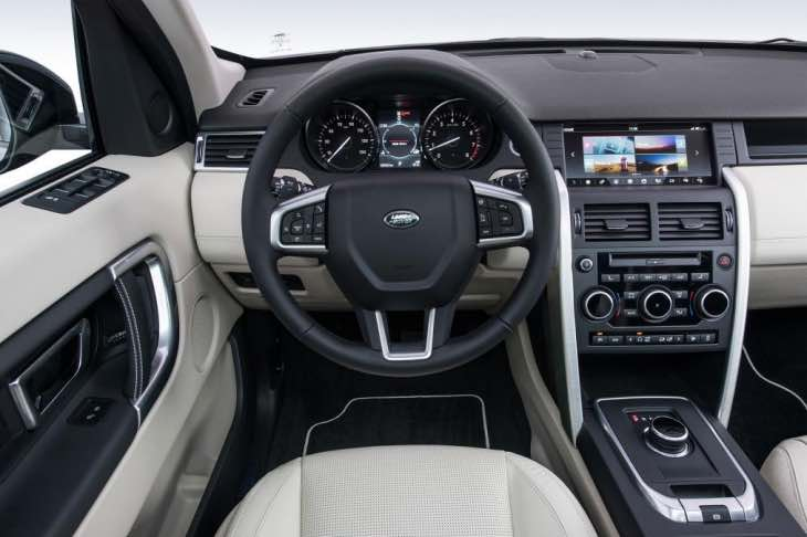 Incontrol Land Rover >> 2017 Land Rover Discovery Sport interior improvements – Product Reviews Net