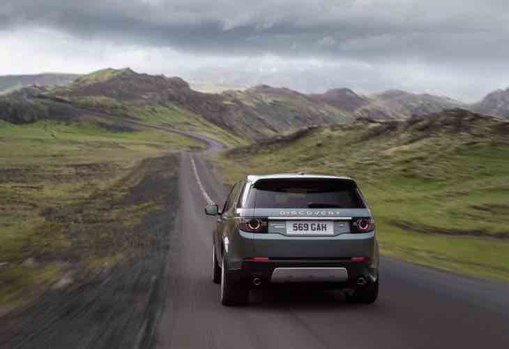 2017 Land Rover Discovery Sport price