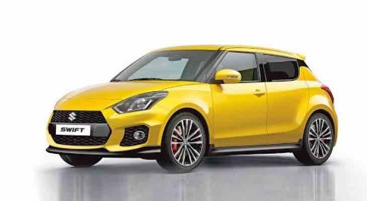 Swift 2016 Price In Pakistan >> New detailed 2017 Maruti Suzuki Swift images months away ...