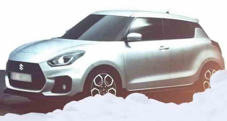 New detailed 2017 Maruti Suzuki Swift images months away