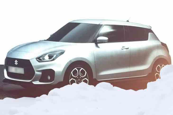2017 Maruti Suzuki Swift launch