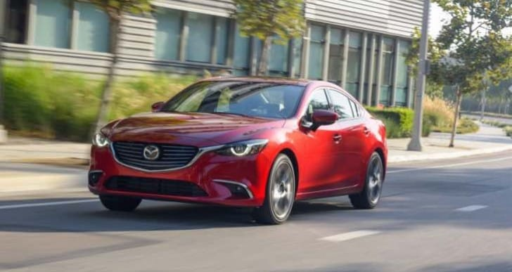 2017 Mazda 6's lack of smartphone integration a deciding factor