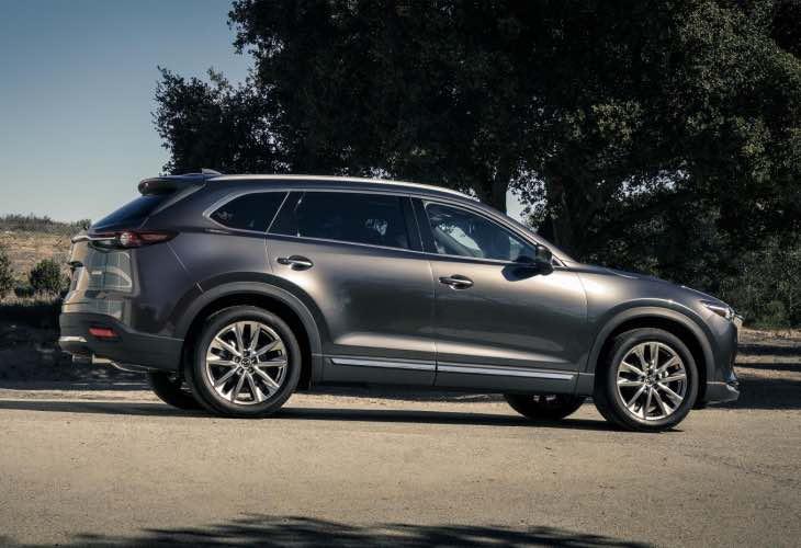 2017 Mazda CX-9 release date