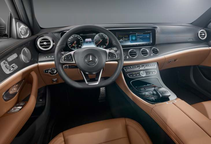 2017 Mercedes E-Class review dissects interior