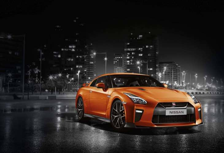 2017 Nissan GTR not part of Black Tag event – Product ...