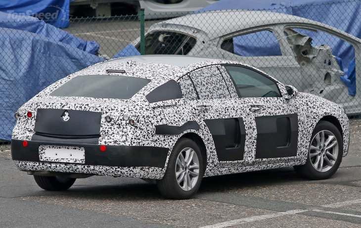 2017 Opel Insignia reveal date