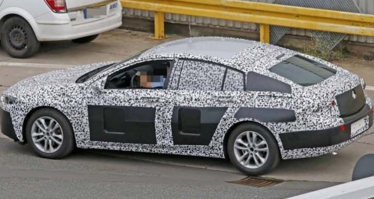 2017 Vauxhall/Opel Insignia reveal date not in 2016