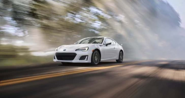 2017 Subaru BRZ specs and STI disappointment