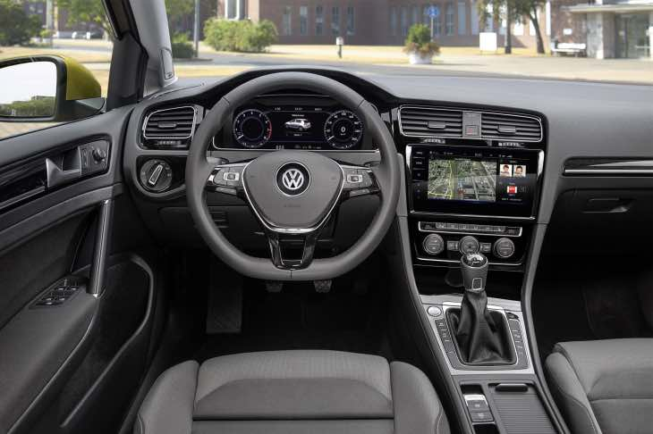 2017-vw-golf-infotainment-system-changes