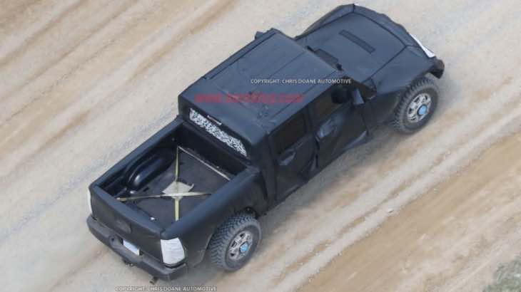 2018 Jeep Wrangler pickup details