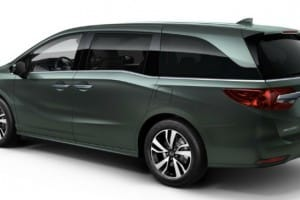 2018 Honda Odyssey release date excitement