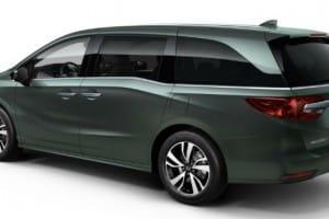 2018 Honda Odyssey release date excitement