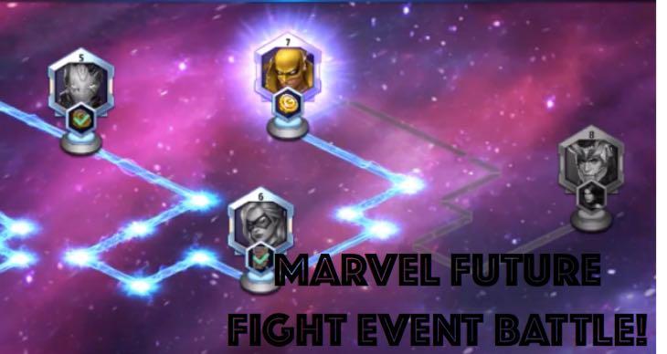 Marvel Future Fight Event Battle rewards list, Ultimates hype