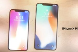 iPhone X Plus size preview for concept lovers