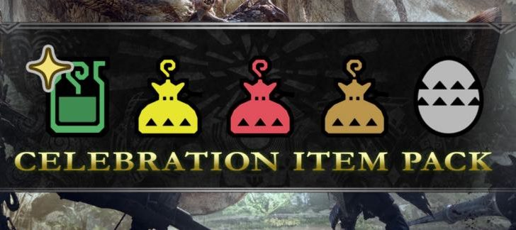 Monster Hunter World: How to claim free Celebration Pack