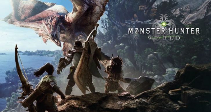 Monster Hunter World 1.05 full patch notes on PS4, Xbox One