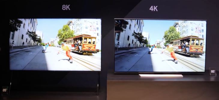 Samsung Commercial Displays >> Samsung Q9S 8K TV release date, price excitement – Product ...
