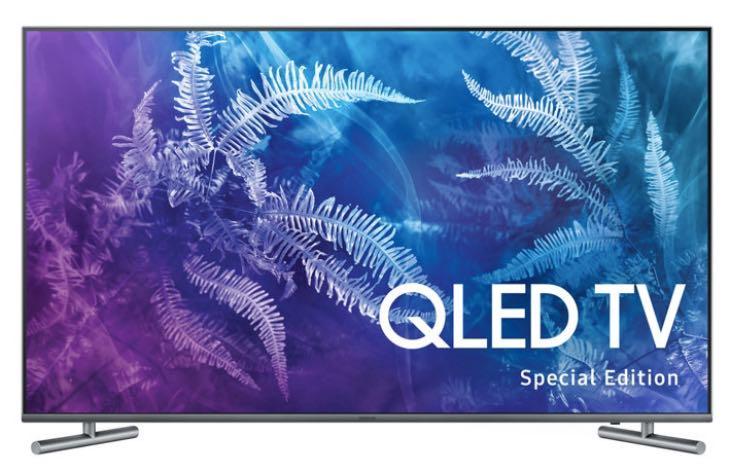 Samsung 4K QLED TV Sale for Super Bowl 2018