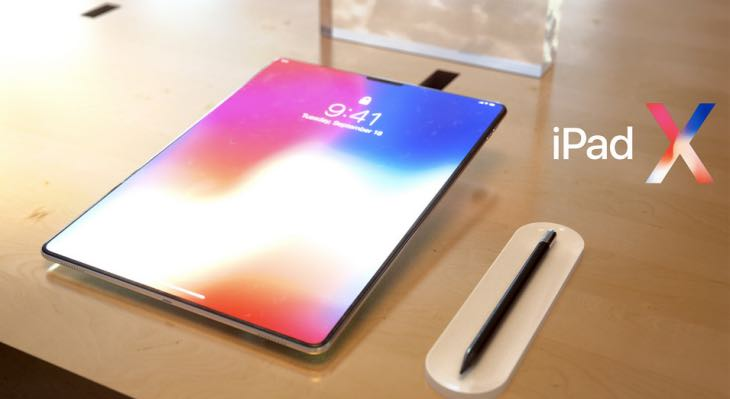 ipad pro with face id 2018 release sooner than expected. Black Bedroom Furniture Sets. Home Design Ideas