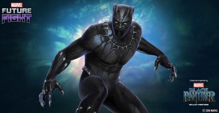 Marvel Future Fight 3.8 Black Panther update imminent