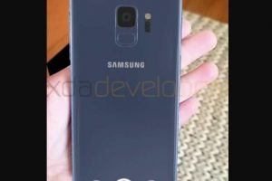 Samsung Galaxy S9 pictures leaked before MWC 2018