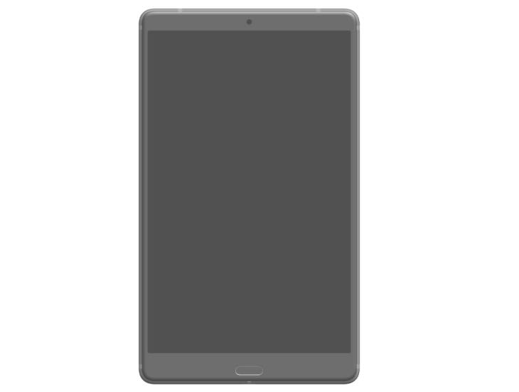 Huawei MediaPad M5 specs preview from leaked renders