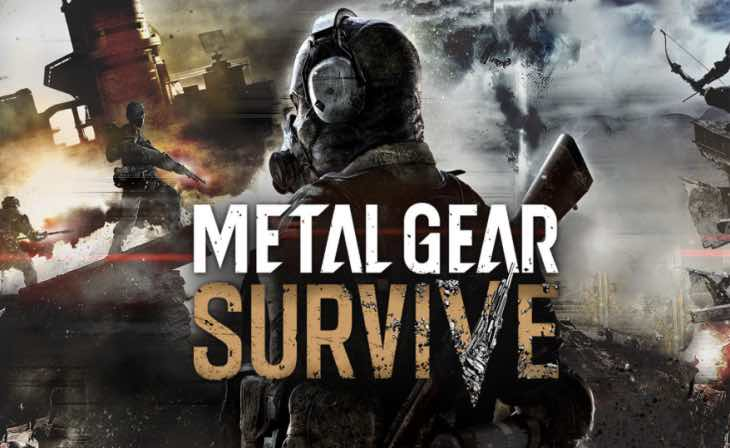 Metal Gear Survive Save Slot complaints from gamers