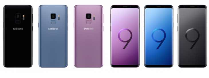 Samsung Galaxy S9 UK price preview on O2, Vodafone, EE