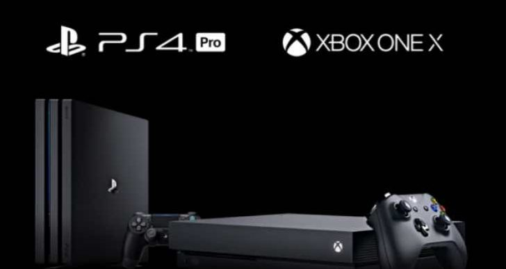 Xbox One X 1440p support coming before PS4 Pro