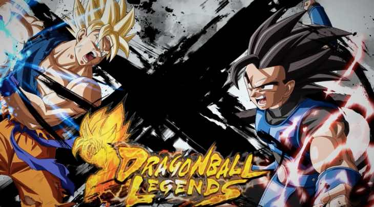Dragon Ball Legends gameplay demo with realtime PVP