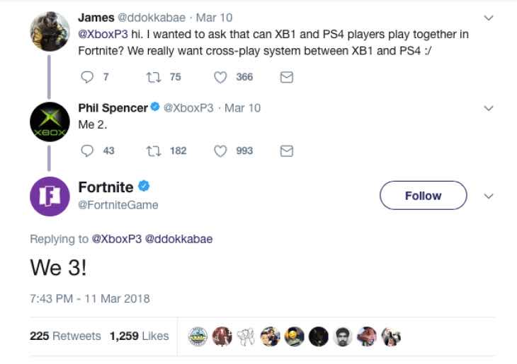 this once again puts the pressure on sony to think about allowing cross platform now that microsoft and epic game have clearly passed the buck onto them - how to cross platform fortnite ps4