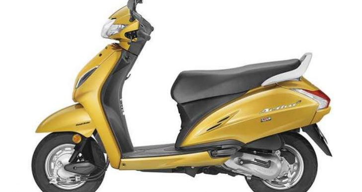 Honda Activa 5G price in India with close up video