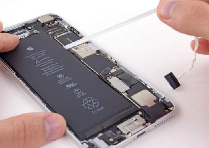iPhone 6s Battery Replacement before Vs after – Product ...