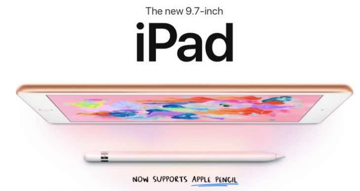 New iPad 2018 specs, price and UK release date